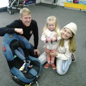 Help Wheel Well By Donating Car Seats For Keeping Less Fortunate Children Safe In Cars